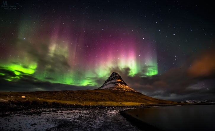 Northern Lights Iceland September