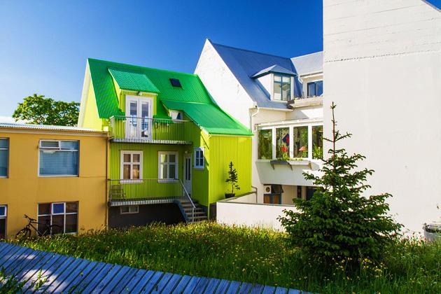 Neon House Rekjavik